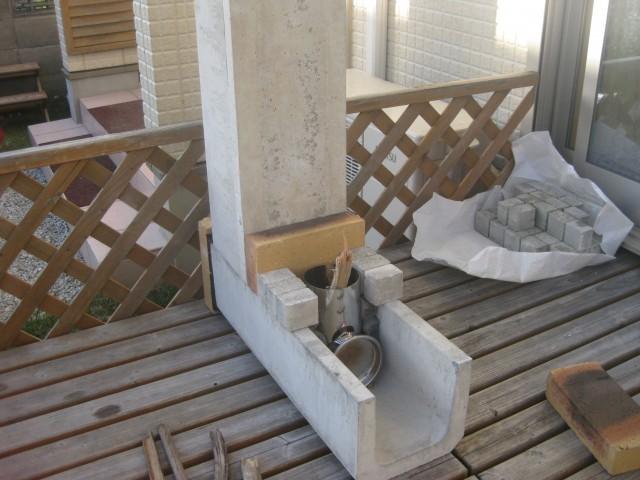 シンプルな室内暖房用のDIYロケットストーブ本体の具体的な作り方